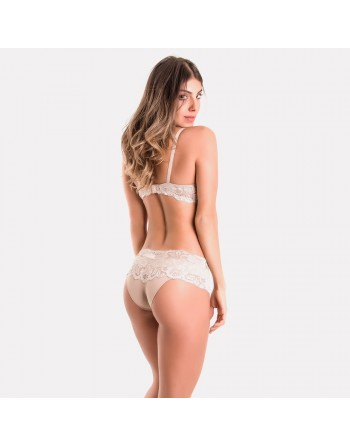 New! 728010 Stretch Cotton Panty High Leg Brief