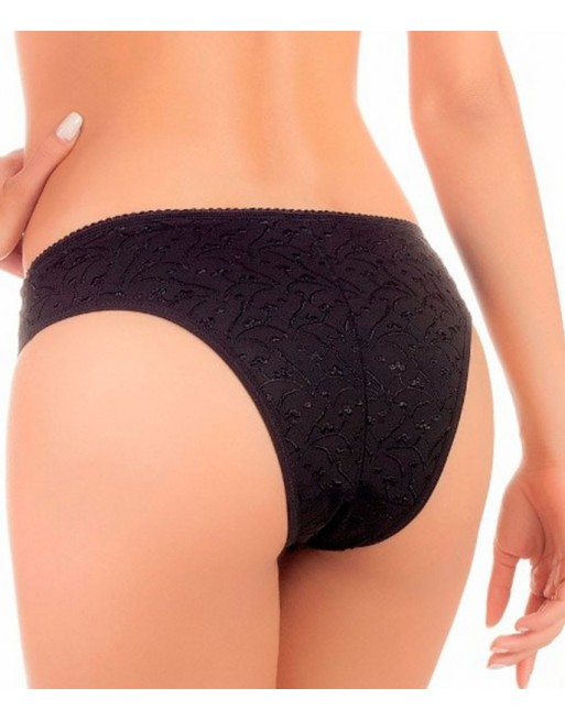 Low Rise Cotton Thong - A04735
